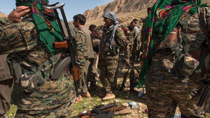 مقتل 4 من حزب العمال الكردستاني بقصف تركي في إقليم كردستان العراق