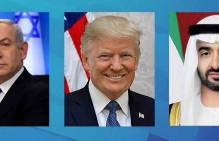 الديك: ترامب سيستفيد من الاتفاق الاماراتي الاسرائيلي