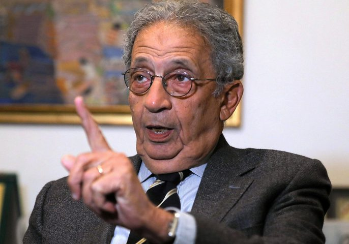 انتقادات فلسطينية لدعوة عمر موسى لدول عربية للتطبيع مع اسرائيل