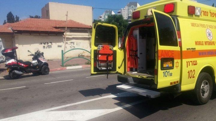 اصابة خطيرة لمواطن سقط من علو في بلدة يركا