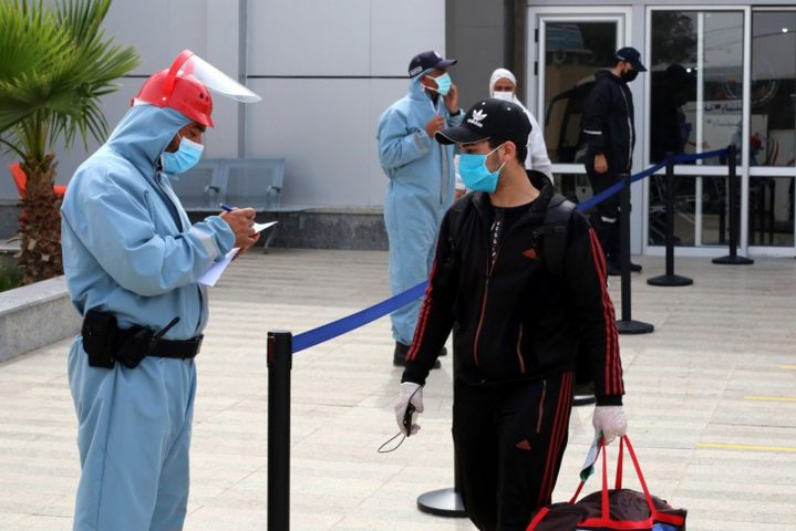 """اصابة جديدة بـ""""فيروس كورونا"""" في قطاع غزة"""