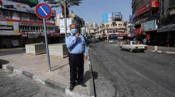 """نابلس: إغلاق قرية اللبن الشرقية بعد ازدياد عدد الإصابات ب""""كورونا"""""""