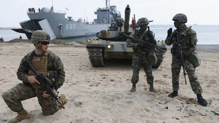 واشنطن تعلن تعزيز وحدتها العسكرية في بولندا بألف عسكري