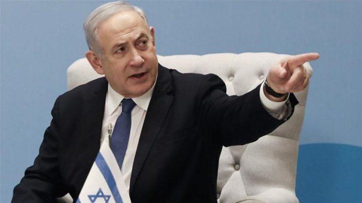 نتنياهو يوصي باستكمال خطوات التحالف الرسمي مع الإمارات
