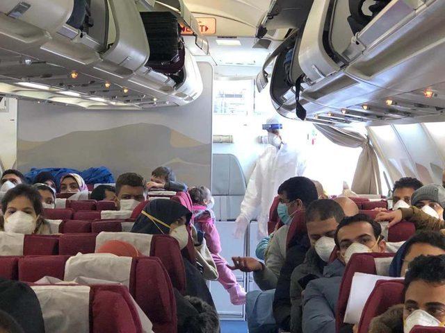 تسيير رحلة اجلاء جديدة للعالقين في السعودية