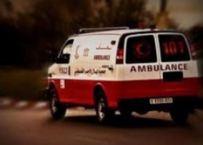 إصابة مواطن بانفجارمن مخلفات الاحتلال شرق غزة
