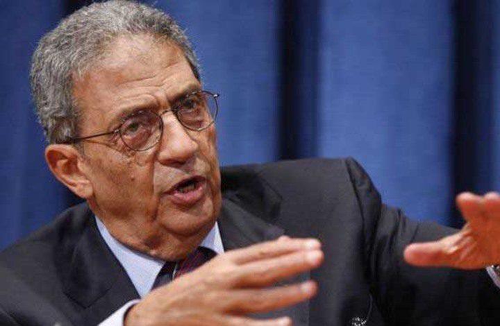 عمر موسى: دول عربية أخرى ستطبع علاقاتها مع دولة الاحتلال