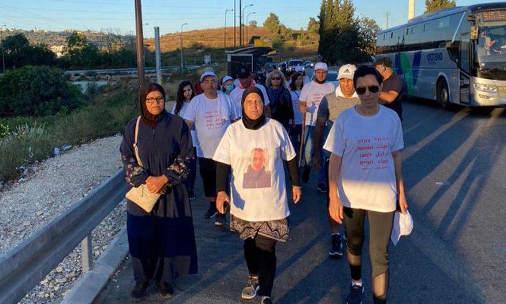 مسيرة أمهات من أجل الحياة انطلقت صباح اليوم نحو القدس