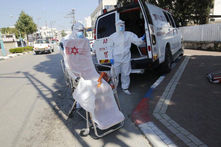 حصيلة وفيات كورونا في دولة الاحتلال تصل إلى 674 حالة