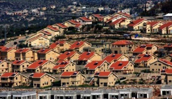 الاحتلال يصادق على مشاريع استيطانية كبيرة في الضفة