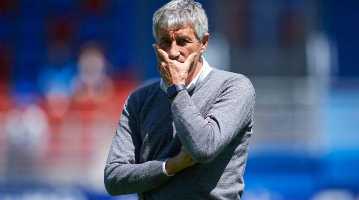 برشلونة يقيل مدربه سيتين بعد الخروج المذل من أبطال أوروبا
