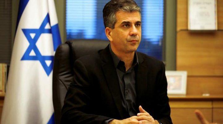 وزير إسرائيلي: اتفاق تطبيع قريب مع الخرطوم