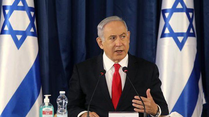 نتنياهو: لم اخدع أحدا ولم أتنازل عن ضم 30% من الضفة الغربية