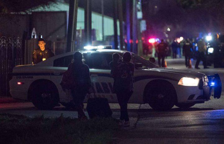 اصابة 3 من رجال الشرطة باطلاق نار في تكساس