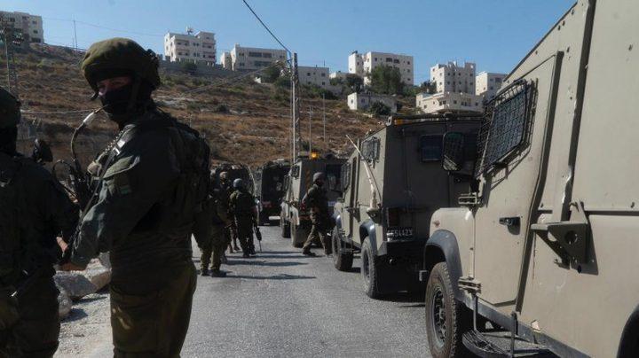 إصابة مواطن برصاص الاحتلال عند حاجز قلنديا شمال القدس