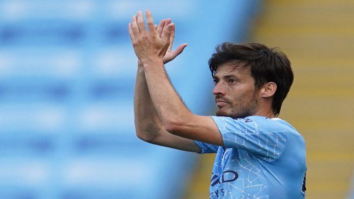 سيلفا يعود إلى الدوري الإسباني