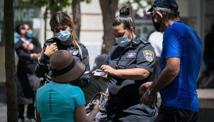 7 وفيات ونحو 1600 إصابة بفيروس كورونا في إسرائيل