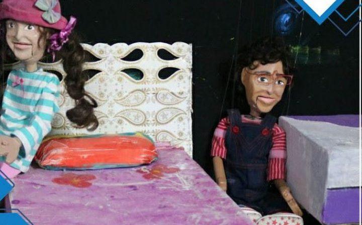 """اختتام مبادرة """"ماريونيت في كل بيت"""" للأطفال"""