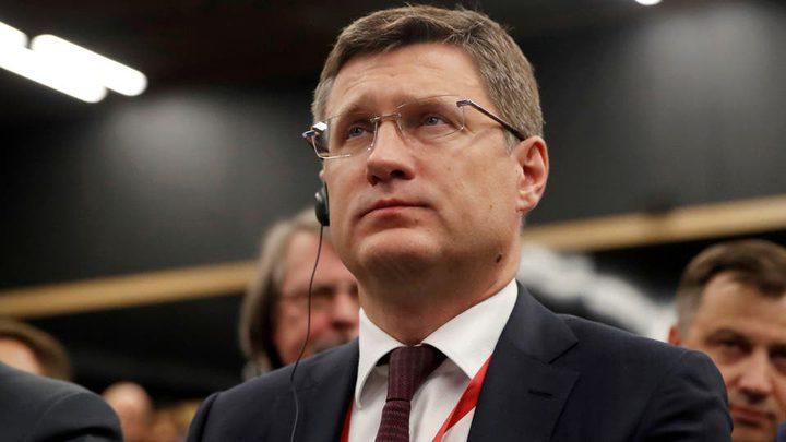 إصابة وزير الطاقة الروسي ألكسندر نوفاك بكورونا