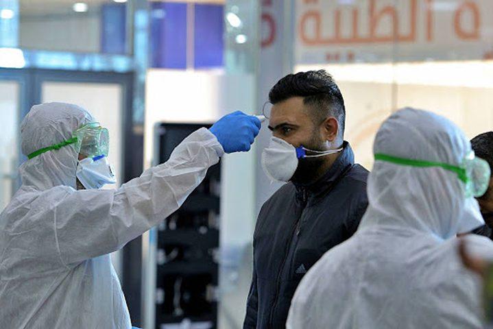 تسجيل 40 حالة إصابة بفيروس كورونا في الاردن