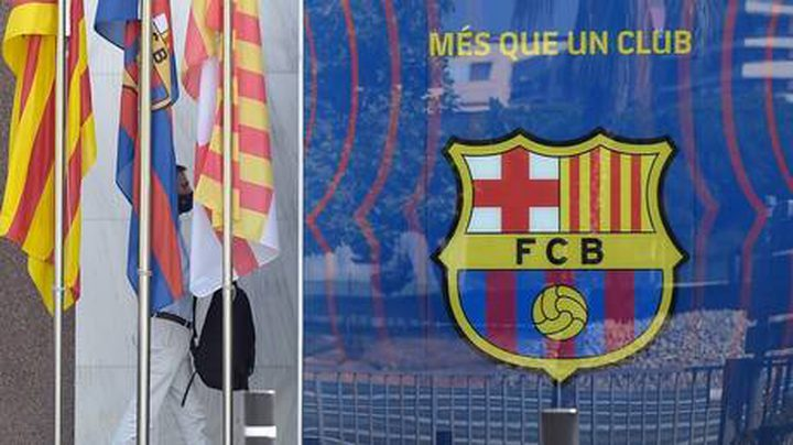 برشلونة يصدر بيانا بشأن الانتخابات الرئاسية