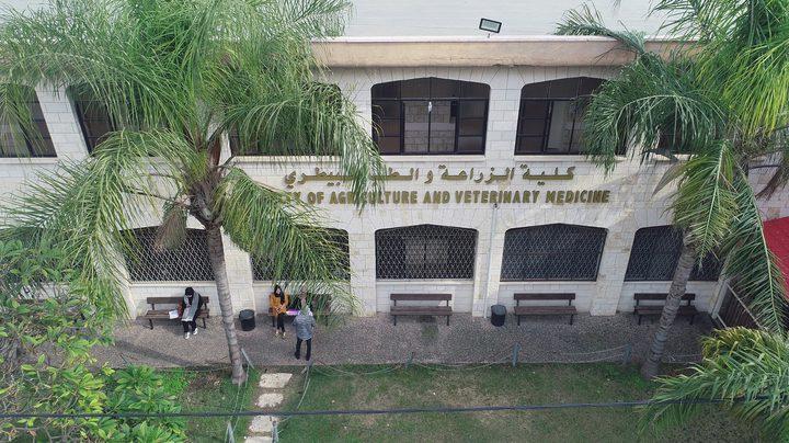 خريجو الطب البيطري في جامعة النجاح يجتازون امتحان مزاولة المهنة
