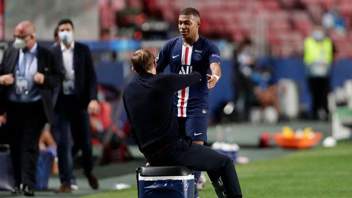 المشادات والألفاظ النابية تسود مباراة باريس سان جيرمان ولايبزيغ
