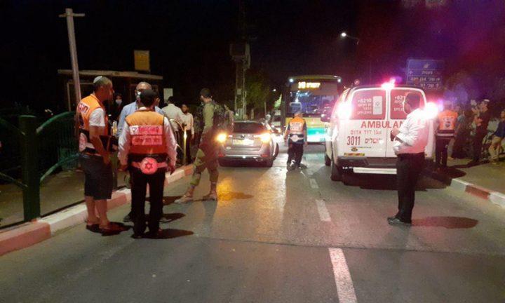 حيفا: إصابة شاب بالاربعينات من عمره جراء حادث دهس