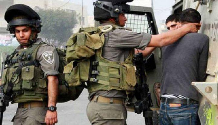 جنين:اصابةالعشرات بالاختناق في فقوعة واعتقال شاب من مثلث الشهداء