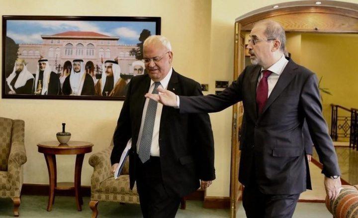 الصفدي: زوال الاحتلال وفق حل الدولتين هو السبيل الوحيد للسلام