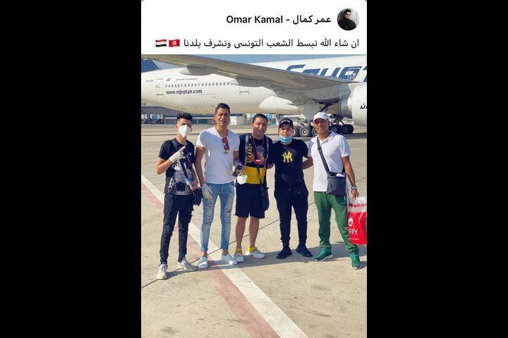 حسن شاكوش يثير أزمة في المطار