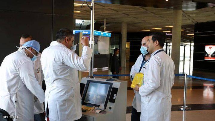 """الأردن تسجل 44  إصابة جديدة بفيروس """"كورونا"""""""
