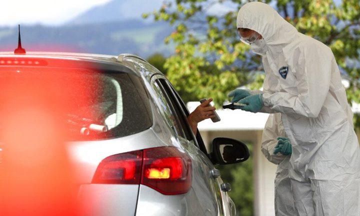 المجتمع العربي: انخفاض عدد الحالات النشطة بفيروس كورونا