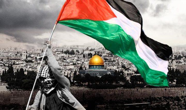 فلسطين ترفض وتستنكر ما قامت به الإمارات من تطبيع مع الاحتلال