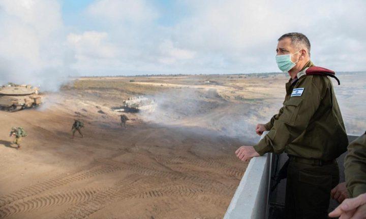 كوخافي يتهم حزب الله بخرق قرار 1701