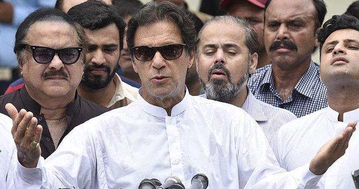 رئيس الوزراء الباكستاني:باكستان لا يمكنها الاعتراف بإسرائيل مطلقا