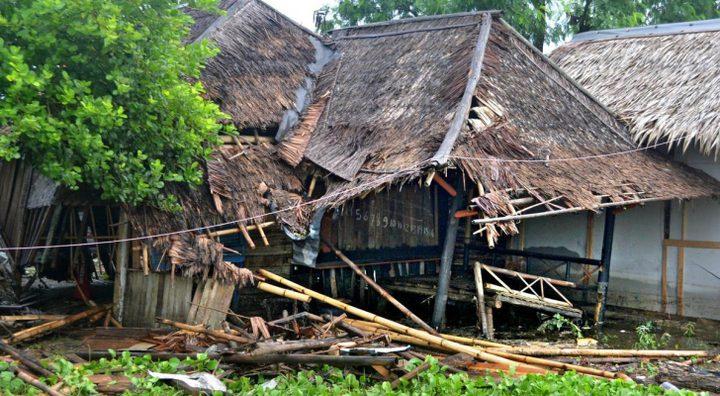 زلزالان يضربان سواحل سومطرة الأندونيسية