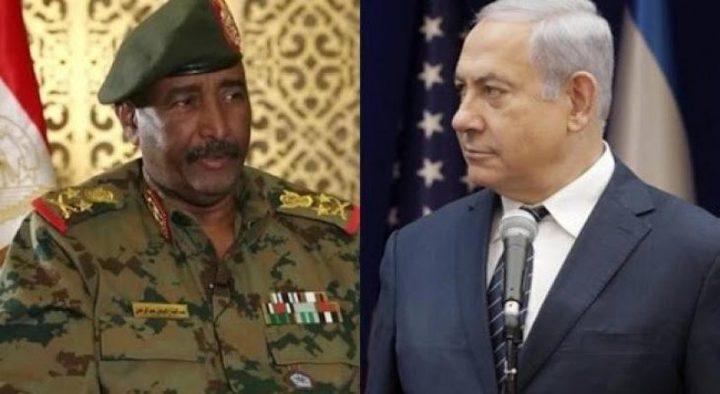 دولة الاحتلال تسعى وراء توقيع اتفاق جديد مع السودان