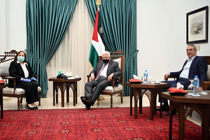 الرئيس يستمع من وزيرة الصحة عن آخر مستجدات الحالة الوبائية