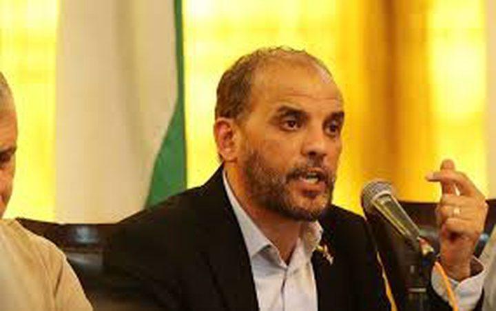 بدران: مصممون على انهاء الإنقسام ولا أحد مخول بالحديث باسم فلسطين