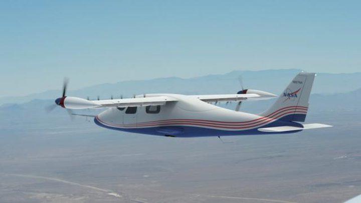 ناسا تطور طائرة خالية من انبعاثات الكربون