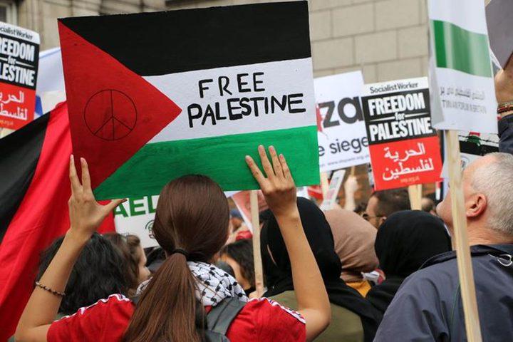 ناشط بريطاني: اتفاق الامارات وإسرائيل تخلٍ عن فلسطين