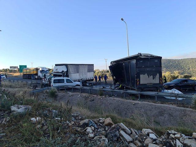 إصابة 5 أشخاص في حادث طرق قرب الرامة