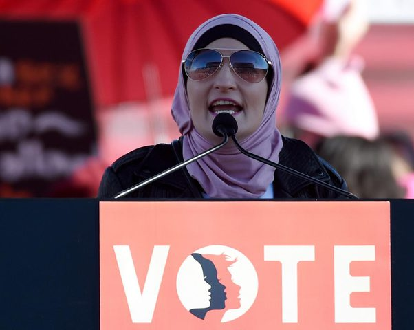 """مطالبات فلسطينية بتراجع حملة بايدن عن مهاجمة حركة """"بي دي أس"""""""
