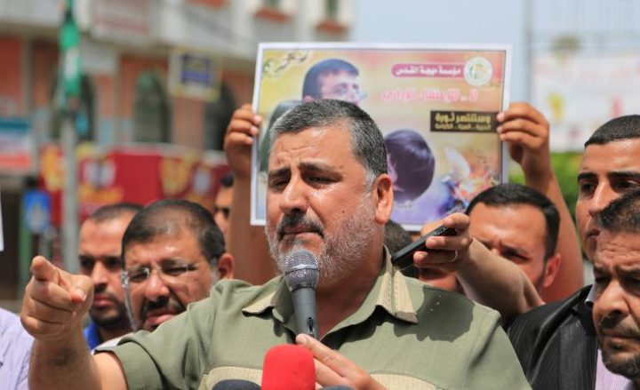 المدلل:تهديدات الاحتلال هي نتيجة ضعف الجبهة الداخلية الإسرائيلية