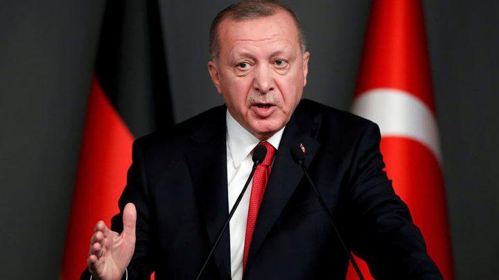 أردوغان يعلن اكتشاف أكبر حقل للغاز بتاريخ تركيا