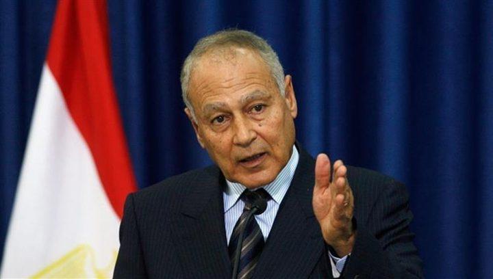 أبو الغيظ: السلام العادل يظل خيارا استراتيجيا للدول العربية