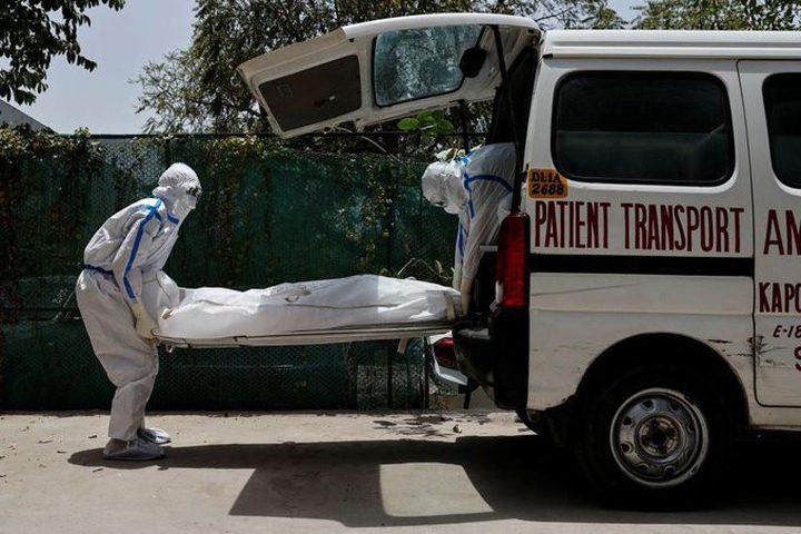روسيا: 4852 إصابة جديدة بفيروس كورونا و73 وفاة خلال 24 ساعة