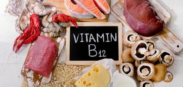 أبرز أعراض نقص فيتامين B12