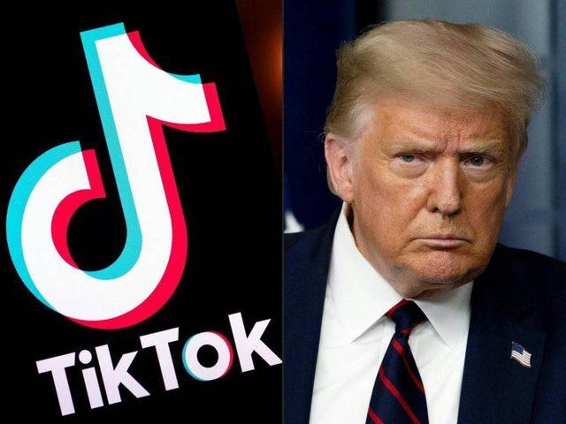 """""""تيك توك"""" يعتزم الطعن قضائيا بقرار ترامب"""